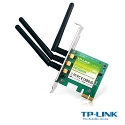 adaptador tp-link wireless n pci-ex. 450mbps tl-wdn4800