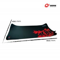 alfombrilla gaming ozone ground level evo grande