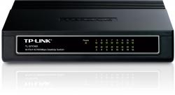 switch tp-link 16p tl-sf1016d