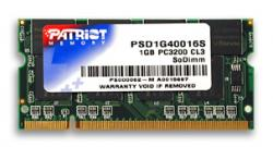 modulo sodimm ddr 1g 400 patriot
