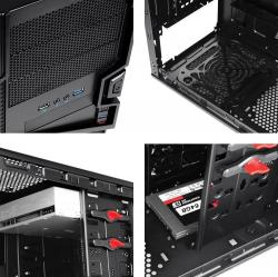 thermaltake commander ms-i negra