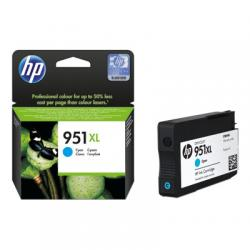 tinta cian hp 951xl