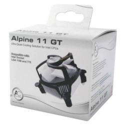 arctic-cooling alpine 11 gt socket 775/1155/1156 rev 2