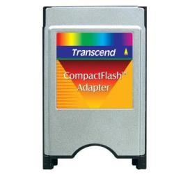 adaptador transcend a compact flash