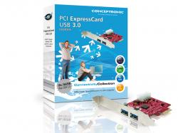 conceptronic pci express 2x usb 3.0