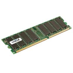 crucial 512 mb dimm ddr 400 mhz