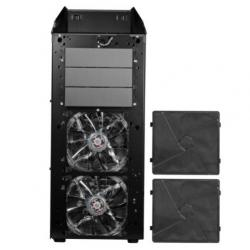 caja lancool k63. negra. semitorre. firstknight