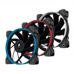ventilador caja corsair air series af120 high dual (2 unidades)