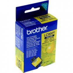 tinta brother amarilla lc900y