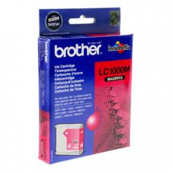 tinta brother magenta lc1000m