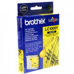 tinta brother amarilla lc1000y