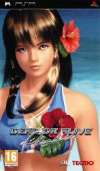 dead or alive: paradise psp