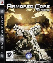 armored core 4 answer ps3
