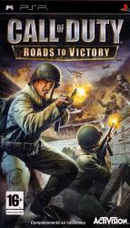 call of duty 3 : roands to victory psp