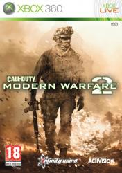 call of duty modern warfare 2 x360