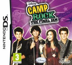 camp rock 2: final jam nds