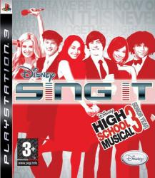 disney sing it highschool musical ps3