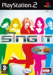 disney sing it ps2