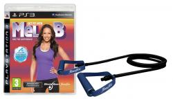 get fit with mel b bundle(incluye goma elastica) ps3
