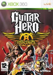 guitar hero aerosmith x360
