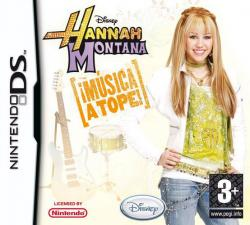 hannah montana: musica a tope nds