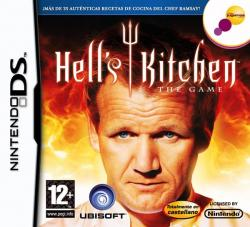 hell's kitchen nds