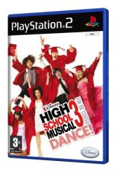 high school musical 3 fin de curso dance ps2