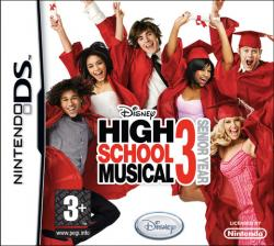 high school musical 3 fin de curso nds