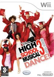 high school musical 3 fin de curso: dance wii