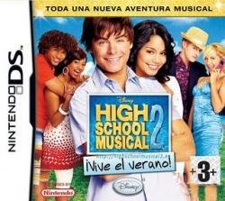 high school musical: vive el verano nds
