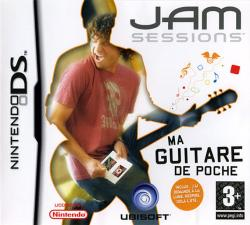 jam sessions tu guitarra de bolsillo nds