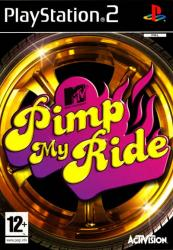 mtv tunnig: pimp my ride ps2