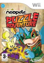 neopets puzzle adventures wii