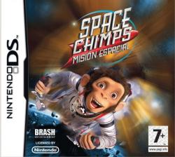 space chimps nds