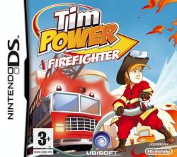 tim power licha contra el fuego nds