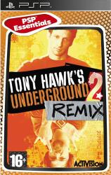 tony hawk´s: undergrond (remix) essentials psp