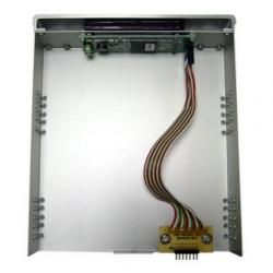 silverstone fp54s display silver