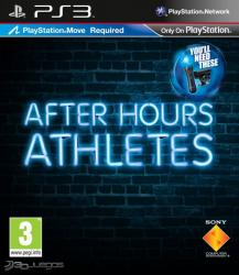 after hours athletes move ps3  ver. portugal (importacion)