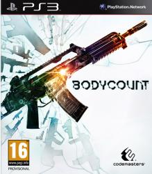 bodycount shooter ps3  ver. reino unido (importacion)