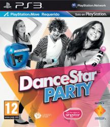 dancestar party move ps3  ver. portugal (importacion)