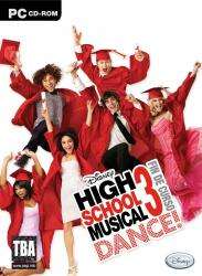 disney hsm 3:senior year dance pc pt(importacion)