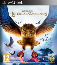 legends of the guardians ps3  ver. reino unido (importacion)