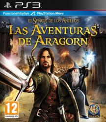 the lord of rings:aragorn ques ps3  ver. reino unido (importacion)