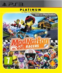 modnation racers plat ps3  ver. portugal (importacion)