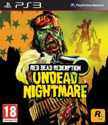 red deadundead nightmare ps3  ver. reino unido (importacion)