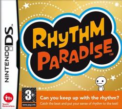 rhythm paradise nds  ver. portugal (importacion)
