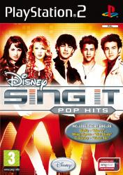 disney sing it: pop hits ps2 te (importacion)