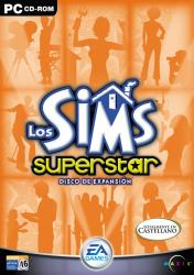 the sims superstar vl pc  ver. portugal (importacion)