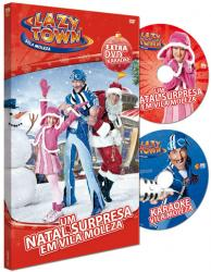 lazy town campeoes pc  ver. portugal (importacion)