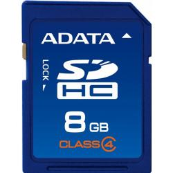 sd a-data 8gb hc clase 4